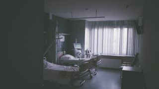 アトピー,入院,大人
